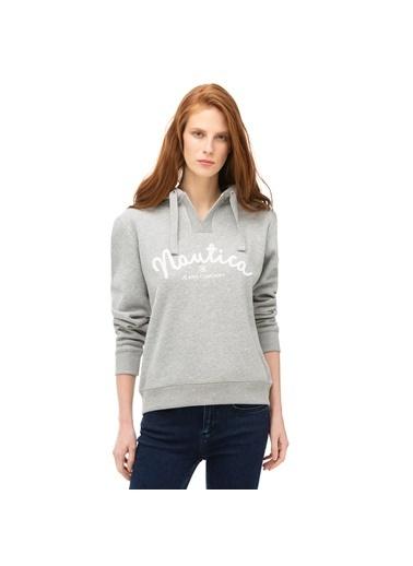 Nautica Sweatshirt Gri